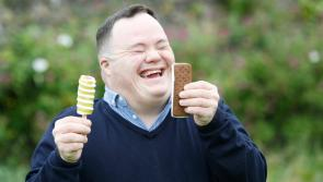 HB launches Ice Cream Sunday in support of Down Syndrome Ireland