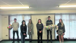 Top of the class: Moyne CS students achieve top grades in Leaving Cert