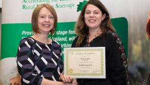 Female entrepreneurs from Longford encouraged to apply to ACORNS