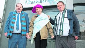 Longford's self styled 'The Sultan of Zanzibar' extends hand of friendship to hard pressed local businesses