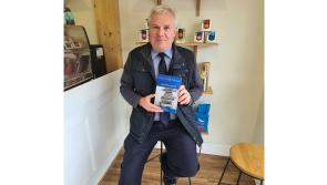 Longford Sergeant pens book of  stories for Little Blue Heroes