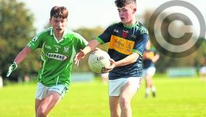 Brilliant start sets up Clonguish for Longford U-16 championship glory