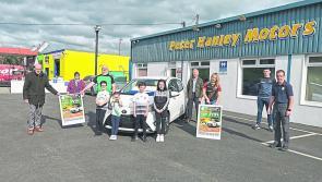 St Brigid's Killashee launches GAA draw ahead of Saturday's final