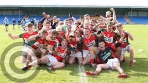 Longford MFC Final: Clonbroney/Wolfe Tones triumph in tight U-18 title decider