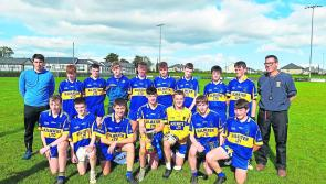 Dromard juveniles end year on a high as they overcome Southern Gaels