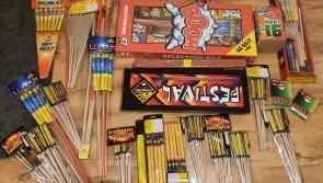 Gardaí make significant seizure of fireworks in Longford