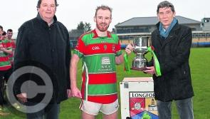 Longford SHC Final: Aidan Sheridan very proud to captain Wolfe Tones to another success