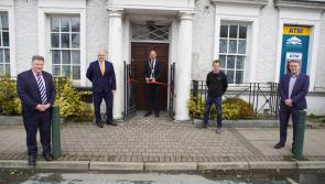 New college puts Longford firmly on sports and education global stage