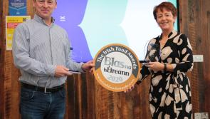 Blas na hÉireann awards for Longford bakery Goodness Grains