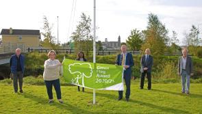 Longford's 'hidden gem' The Albert Reynolds Peace Park wins Green Flag award