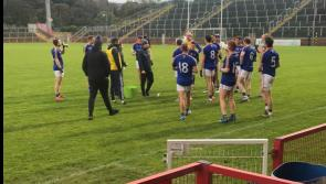 Longford's promotion hopes almost gone following the defeat against Derry