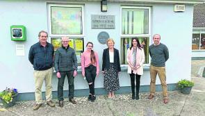 Longford's Scoil Bhríde bids farewell to long serving principal