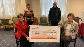 Major boost for Longford Hospice Homecare as  'Let's do it for Hospice' appeal raises €180,000