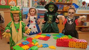 GALLERY | Longford pupils in 'spook-tacular' form for Gaelscoil Halloween thriller