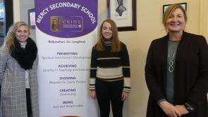 Ballymahon student wins €20,000 scholarship