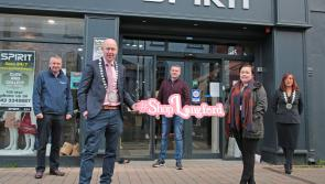 Campaign to promote shopping in local Longford businesses over the Christmas season underway
