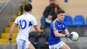 Longford manager Padraic Davis praises the players for giving everything
