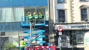 Refurbishment works begin at Longford's former Providers building