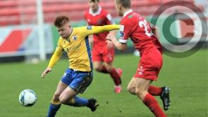 Longford Town FC star Aodh Dervin a real driving force in the promotion success