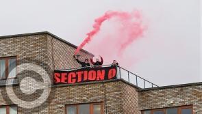 Longford Town FC celebrating another terrific triumph
