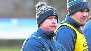 Padraic Davis reappointed Longford senior football manager for another two years