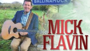 'Something Old, Something New' for Ballinamuck native and country music star Mick Flavin