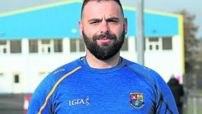 Enda Sheridan played his part in building for the future of Longford ladies football