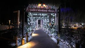 Visit Santa's Woodland Village this Christmas at Center Parcs Longford Forest