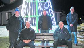 Brand new lights display brings festive cheer to Lanesboro and Ballyleague