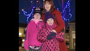 GALLERY | Locals savour festive atmosphere as Longford lights up for Christmas