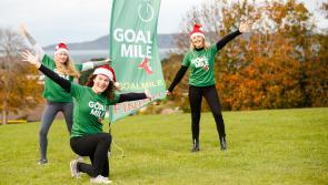 Longford folk urged to do a virtual GOAL Mile this Christmas