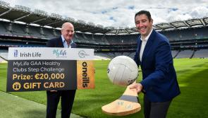 GAA Healthy Club Steps Challenge returns in January in partnership with Irish Life