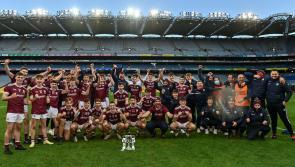 Longford's Cosmos Gilmore helps steer Galway to All-Ireland U20 glory