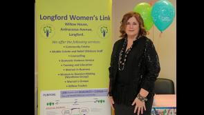 Louise Lovett credited with building a new vision for Longford Women's Link