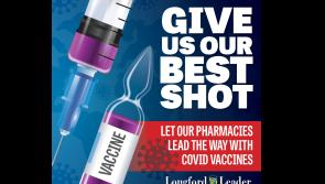 Sign our Longford Leader #BestShot petition calling for pharmacy rollout of Covid-19 vaccine