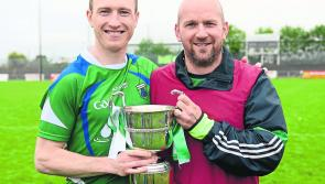 Rathcline's Gareth Johnston appointed manager of the Longford minor (U-17) football squad