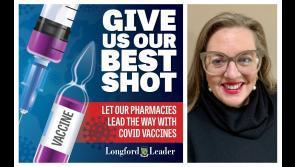 Longford Chamber President rows in behind #BestShot vaccine drive