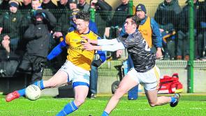 Michael Quinn will be back in action for Longford