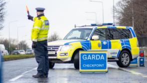 Gardaí handing out dozens of €100 fines and turning vehicles around due to people going past 5km limit