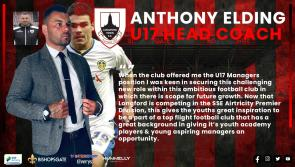 Longford Town unveil Anthony Elding as the club's U17 manager