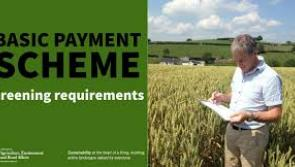 Basic Payment Scheme and Greening Scheme opens for applications