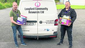 Longford Community Resources Clg continues to deliver support during Covid-19 lockdown