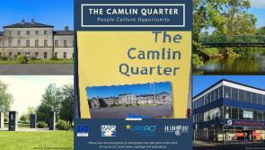 €10.4m funding to transform Longford town's Camlin Quarter