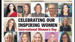 Celebrating Longford's Inspiring Women on International Women's Day #IWD2021 #ChooseToChallenge
