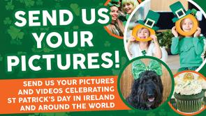 Let's go green! Send us your St Patrick's Day photos