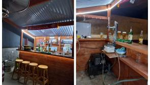 Gardaí discover shebeen at property in Loch Gowna