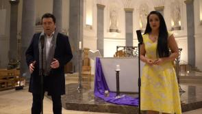WATCH   Longford's Paul Hennessy and Eimear Reynolds join Evolution Stage School students in beautiful video performance