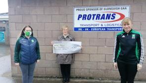 Patricia Macken wins Clonguish GAA Lotto Jackpot of €7,500