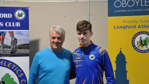 Four Longford athletes have performed at the European Indoor Championships