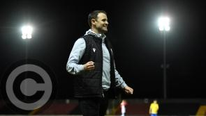 Longford Town boss Daire Doyle very pleased with the dominant display against Derry